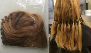 Donatie puur rood haar
