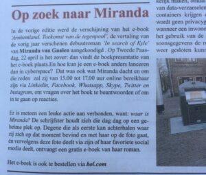Op zoek naar Miranda